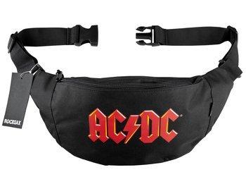 saszetka/nerka AC/DC - LOGO