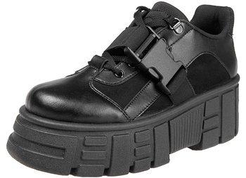 sneakersy ALTERCORE czarne (CYBER BLACK)