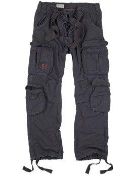 spodnie bojówki AIRBORNE VINTAGE TROUSERS ANTHRACITE