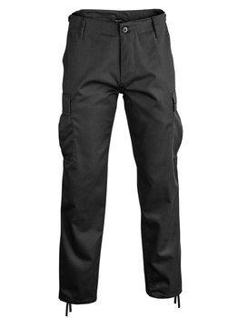 """spodnie bojówki US RANGER HOSE TYP BDU """" STRAIGHT CUT """" SCHWARZ"""