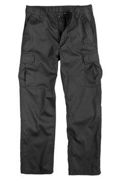 spodnie bojówki US RANGER TROUSER KIDS black