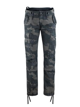 spodnie bojówki damskie M65 darkcamo