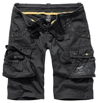 spodnie bojówki damskie SOHO SHORT krótkie