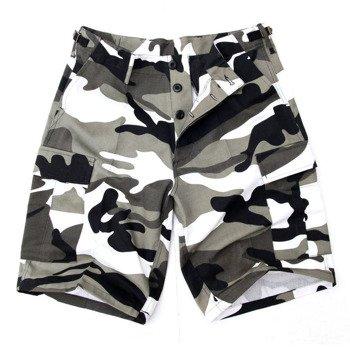 spodnie bojówki krótkie MMB US BDU SHORT METRO