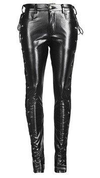 spodnie damskie AMENOMEN, wiązane