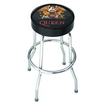 stołek/hoker QUEEN - CLASSIC CREST