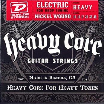 struny do gitary elektrycznej DUNLOP DHCN1048 Heavy Core /010-048/