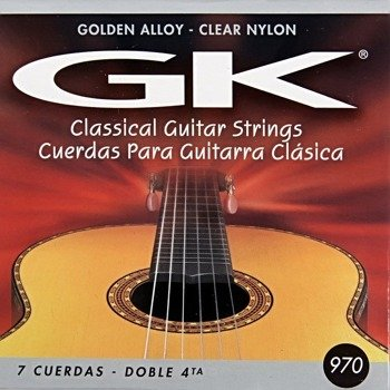"""struny do gitary klasycznej MEDINA ARTIGAS Classic Line """"GK"""" Clear Nylon 970"""