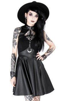 sukienka DAVINA BUCKLED