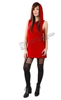 sukienka KILL STAR - SORROW RED