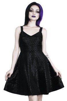 sukienka KILLSTAR - BLACK SEA