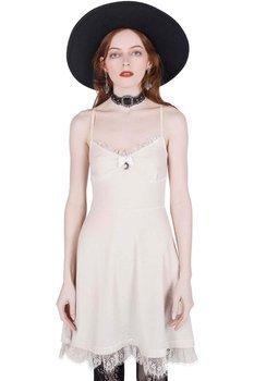 sukienka KILLSTAR - MOONSTRUCK (IVORY)