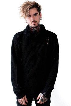 sweter KILL STAR - SEVEN (BLACK)