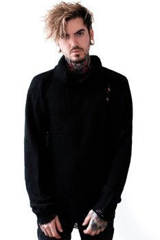sweter KILLSTAR - SEVEN (BLACK)
