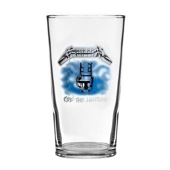 szklanka do piwa METALLICA - RIDE THE LIGHTNING