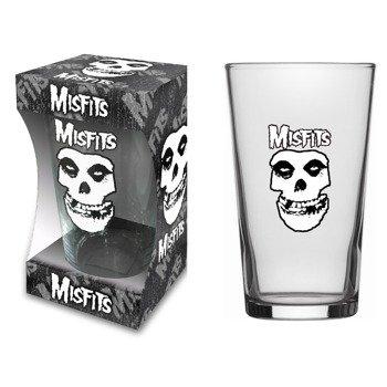 szklanka do piwa MISFITS - SKULL