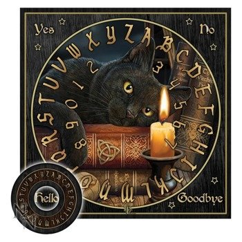 tablica THE WITCHING HOUR