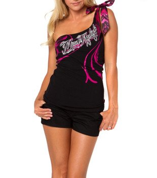 top damski METAL MULISHA - JAINA ONE SHOULDER