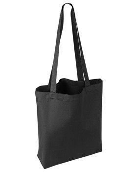 torba bawełniana BLACK