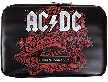 "torba/etui AC/DC - ROCK N ROLL TRAIN, na laptopa 15"""