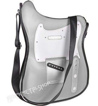 torba na ramię GAUCHO GUITAR TBAG-SV srebrna