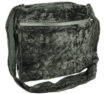 torba na ramię INDYJSKA BLACK GREEN