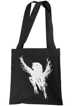 torba na ramię STRACHY NA LACHY - PIŁA TANGO black