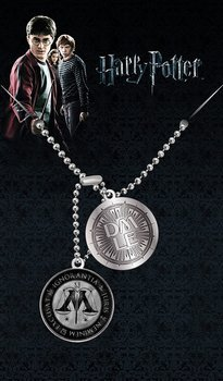 wisior/nieśmiertelnik HARRY POTTER - MINISTRY OF MAGIC PENDANT