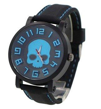 zegarek SKULL BLUE