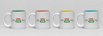 zestaw kubeczków do espresso FRIENDS - CENTRAL PERK
