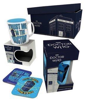 zestaw podarunkowy/gift box DR WHO - TARDIS