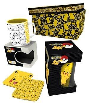 zestaw podarunkowy/gift box POKEMON - PIKACHU