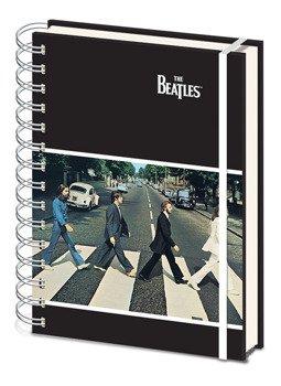 zeszyt THE BEATLES - ABBEY ROAD