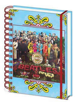 zeszyt THE BEATLES - SGT. PEPPER'S LONELY HEARTS