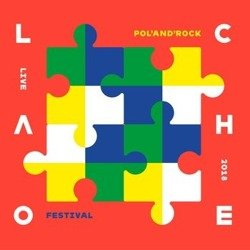 LAO CHE: LIVE POL'AND'ROCK FESTIVAL 2018 (CD+DVD)