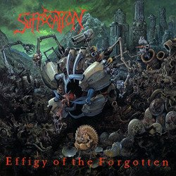 SUFFOCATION: EFFIGY OF THE FORGOTTEN (CD)