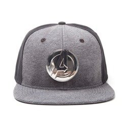 czapka AVENGERS - METAL