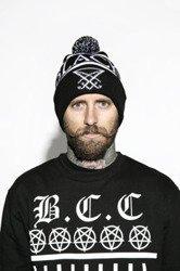 czapka zimowa BLACK CRAFT
