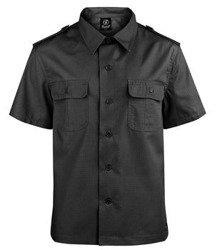 koszula US SHIRT RIPSTOP - BLACK