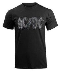 koszulka AC/DC - LOGO (DIAMANTE)