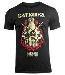 koszulka BATUSHKA - HOSPODI