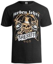 koszulka FARBEN LEHRE - SHERIFF