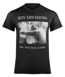 koszulka JOY DIVISION - LOVE WILL TEAR US APART