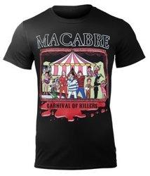 koszulka MACABRE - CARNIVAL OF KILLERS