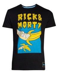 koszulka RICK & MORTY - LOW HANGING FRUIT