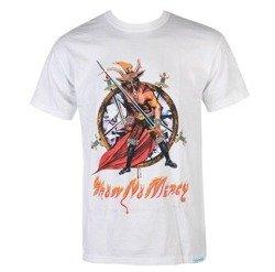 koszulka SLAYER - NO MERCY biała