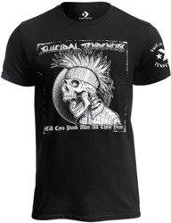 koszulka SUICIDAL TENDENCIES - CONVERSE GRAPHIC