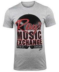 koszulka THE BLUES BROTHERS - RAYS MUSIC EXCHANGE szara