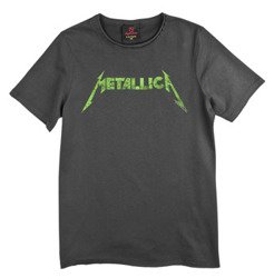 koszulka dziecięca METALLICA - NEON LOGO