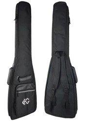 pokrowiec do gitary basowej KG CX B004B, pianka 10 mm